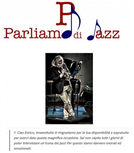 Parliamo di Jazz